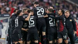 Stuttgart 0-2 Leverkusen: As it happened!