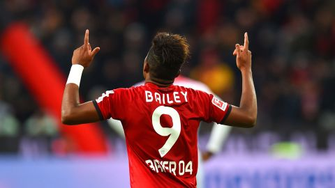 10 things on Leverkusen's Leon Bailey