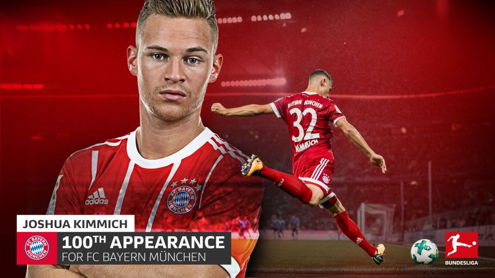 Joshua Kimmich 100 Not Out As He Redefines Philipp Lahms Role At