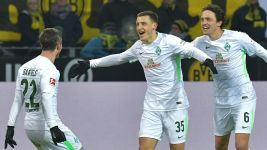 Dortmund 1-2 Bremen: As it happened!