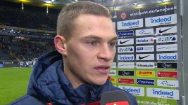"Watch: Kimmich: ""Sometimes you have to fight"""