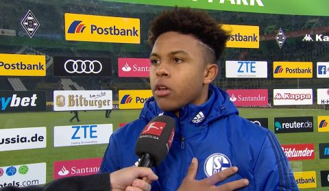 "Watch: McKennie: ""We play for the badge!"""