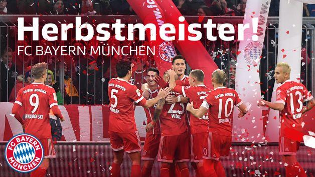 Bundesliga Herbstmeister