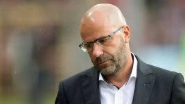 Where did it go wrong for Peter Bosz?