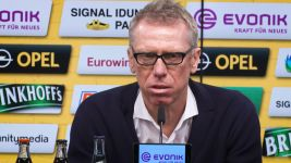 "Watch: Stöger: ""Would have signed on for 14 days!"""
