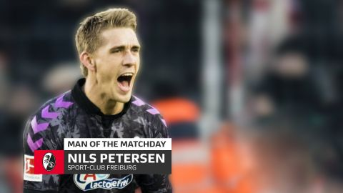 Nils Petersen: MD15's Man of the Matchday