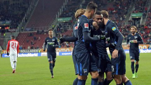 Watch: Augsburg 1-1 Hertha