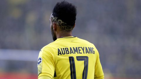 No Aubameyang as Dortmund head to Berlin