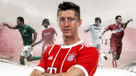 Robert Lewandowski, an all-time great?