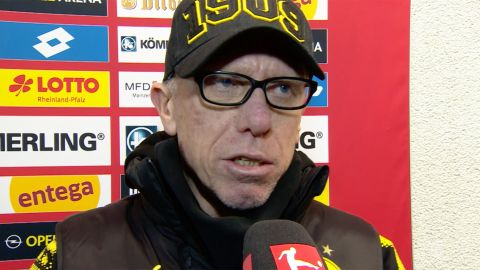 "Watch: Stöger: ""Bosz did a good job here"""