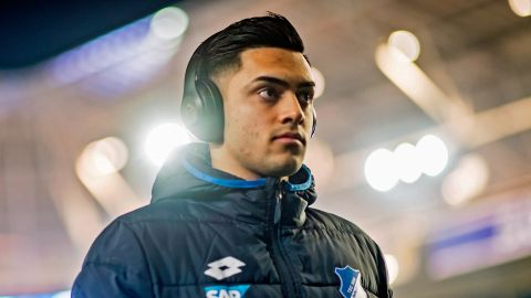 Hoffenheim's Amiri: remembering his refugee roots