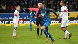 Hoffenheim bring the Uth down on Stuttgart