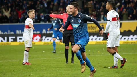 Image result for Hoffenheim – Stuttgart