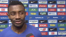 "Watch: Kalou: ""Answer on the pitch!"""