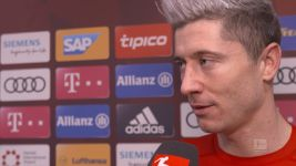 "Watch: Lewandowski: ""Capable of more!"""