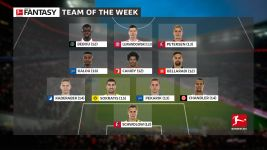 Team of the Week: Matchday 16