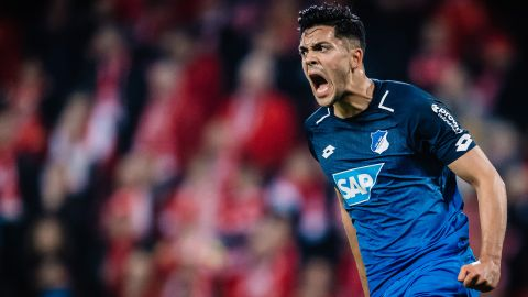 Watch: Meet Hoffenheim's Nadiem Amiri