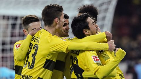 Watch: Mainz 0-2 Dortmund