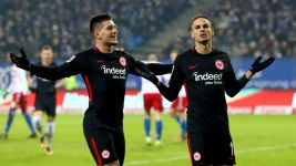 Watch: Hamburg 1-2 Eintracht Frankfurt