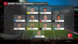 Freiburg Academy Dream XI