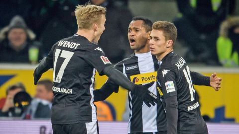 Gladbach 3-1 Hamburg: as it happened!