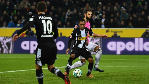 Watch: Gladbach 3-1 Hamburg