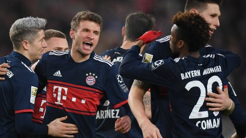 Müller earns Bayern victory at Stuttgart