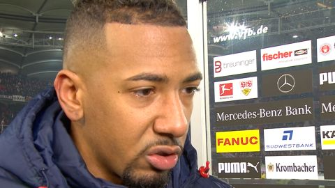 "Watch: Boateng: ""We're all happy with Heynckes"""