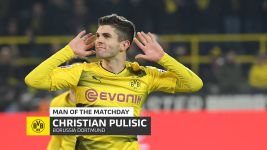 Christian Pulisic: MD17's Man of the Matchday