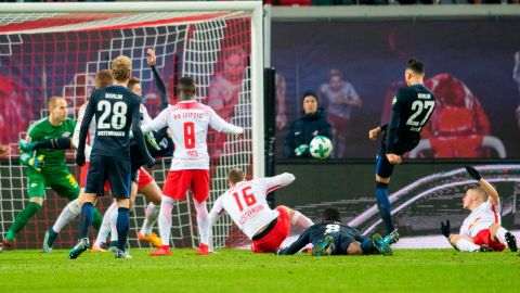 Watch: RB Leipzig 2-3 Hertha Berlin