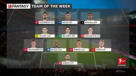 Team of the Week: Matchday 17