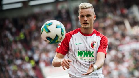 Watch: All of Philipp Max's assists in 2017/18
