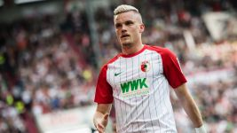 Who is Augsburg's Philipp Max?