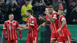 Bayern beat BVB 2-1 in final Klassiker of 2017