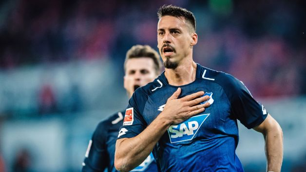 Bundesliga   Hoffenheim striker Sandro Wagner to join Bayern ...