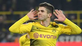 "Pulisic's father labels transfer rumours ""hogwash"""