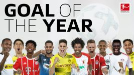 Goal of the Year 2017