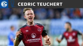 Schalke sign Nuremberg talent Cedric Teuchert