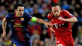 Xavi: Bayern one of Champions League favourites