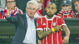 Heynckes rules out Vidal transfer