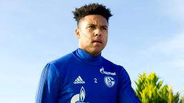 McKennie aims high ahead of Schalke restart