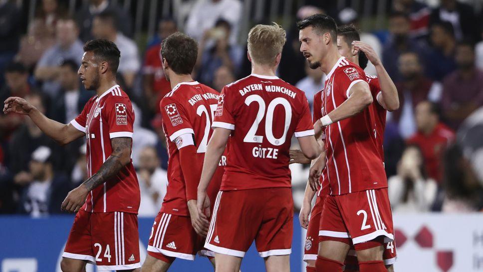Bayern Al Ahli