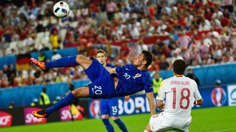 10 things on Croatia international Marko Pjaca