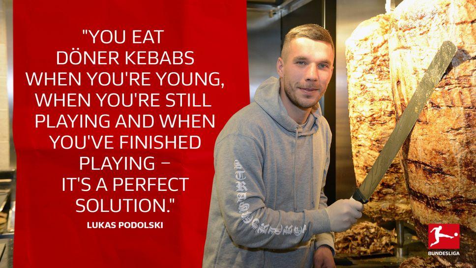 Lukas Podolski Shop