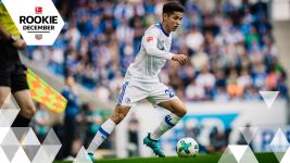 Watch: #BLrookie December candidate: Amine Harit