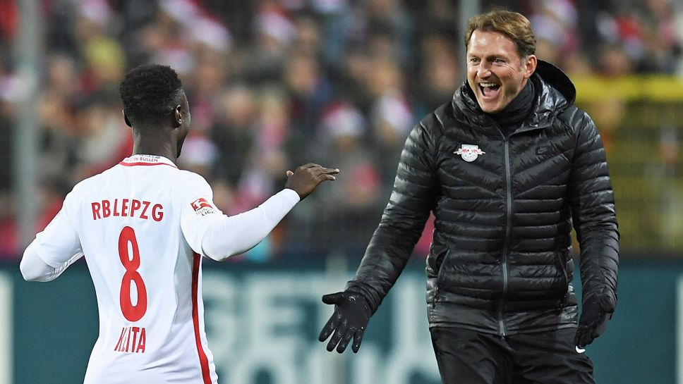 Bundesliga Rb Leipzig Head Coach Ralph Hasenhuttl No Reason To Let Naby Keita Leave For Liverpool Early