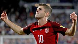 Pulisic wants USA to emulate Germany