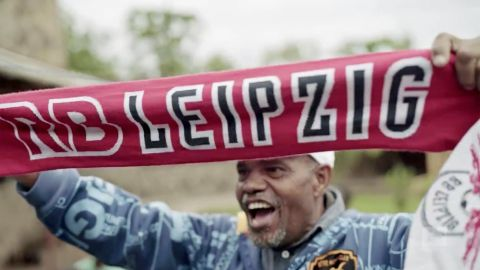 The story behind Leipzig's Mozambique fan club