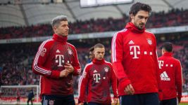 Lewandowski and Hummels out of Leverkusen trip