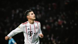 James says Leverkusen goal one of his finest